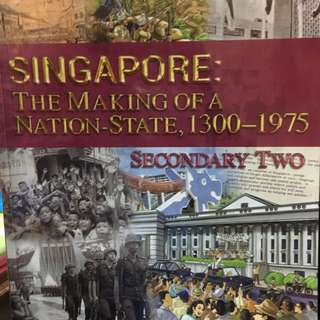 singapore:the making of a nation state sec2