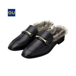 Gu毛拖鞋