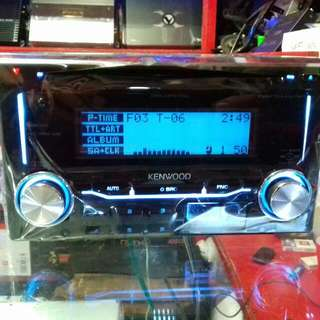 KENWOOD Dpx 6110 ( Mulus )