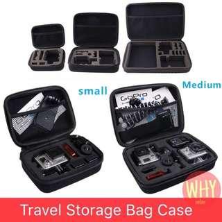 Travel Storage Bag Case for GOPRO/SJCAM/EKEN/THIEYE