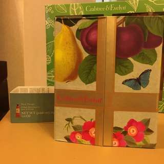 Crabtree&Evelyn Hand Therapy Gift Set