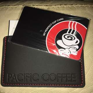 pacific coffee 禮品卡