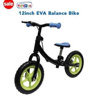 Avigo Eva Balance Bike (toddler bicycle)
