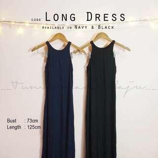 Basic Long Dress