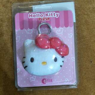 Hello Kitty Ezlink Plush Charm