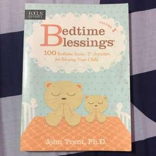 #Blessing Bedtime Blessings