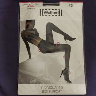 Wolford 絲襪 50D Shape&control