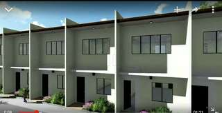 2 Storey Townhouse in  Maghaway, Talisay Cebu