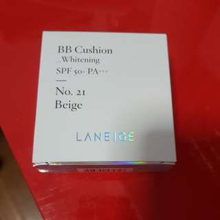 Laneige BB Cushion Whitening 5ml