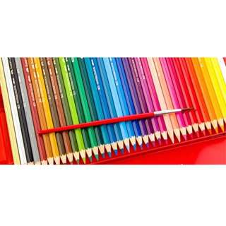 Faber-castell watercolour pencils 36 (with one free brush)