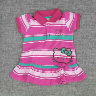 Authentic Hello Kitty Dress