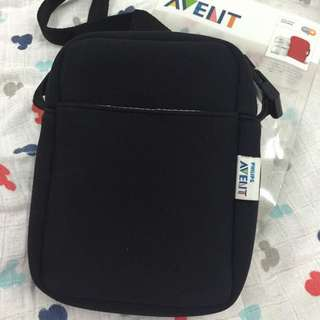Preloved Philips AVENT Thermabag (Black)