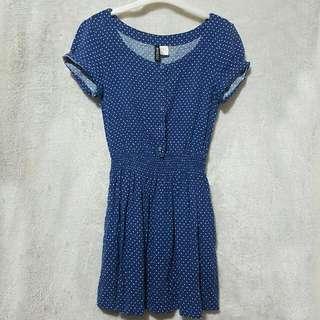 H&m polka dress
