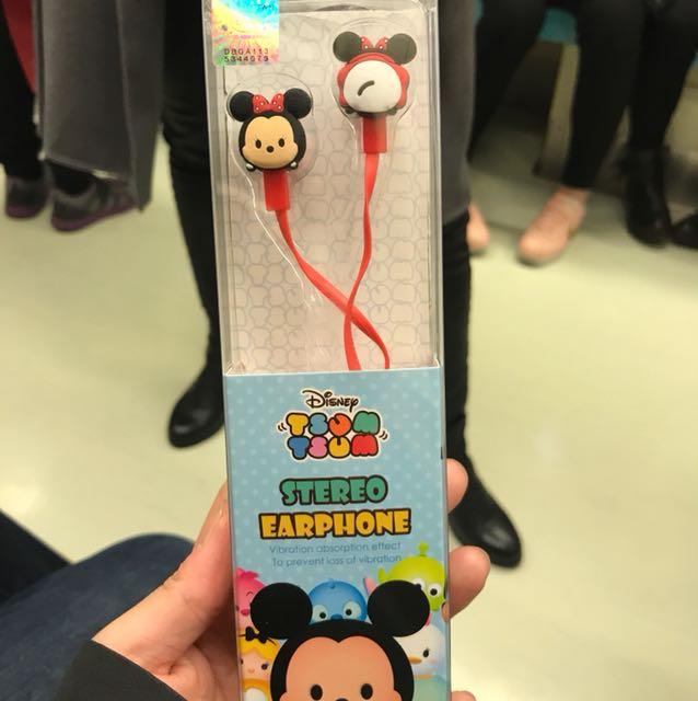 迪士尼耳機