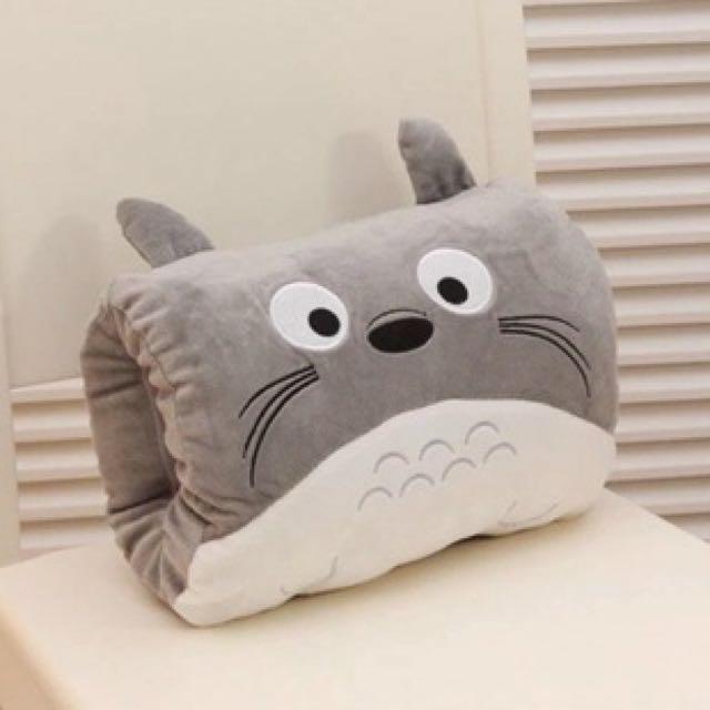 龍貓 暖手枕
