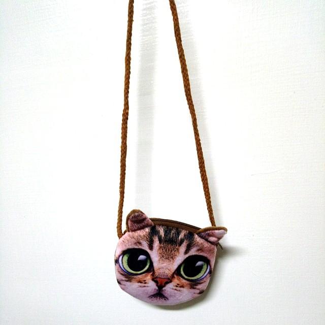 可愛貓貓零錢包 全新 聖誕新年禮物
