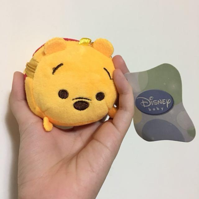 迪士尼 小熊維尼 吊飾 / 玩偶