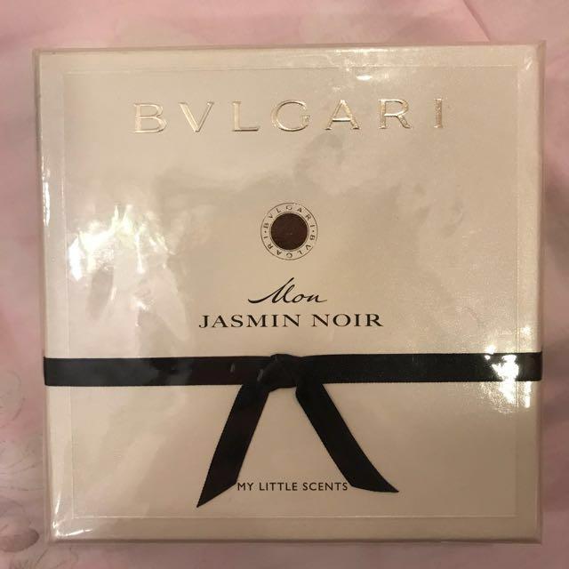 寶格麗 bvlgari 茉莉 香水 香水禮盒