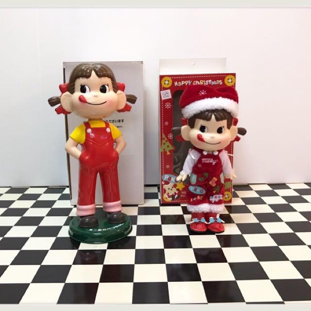 👉(代友出售) #peko #不二家 公仔 #買一送一 #聖誕禮物 推薦👈