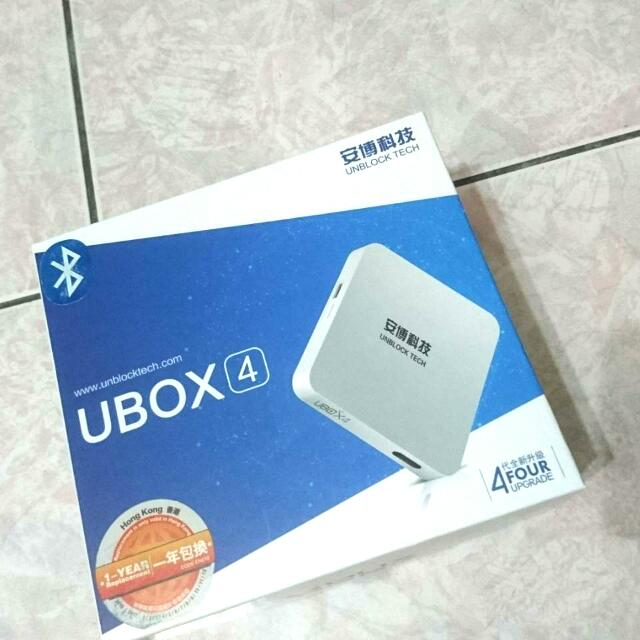 安博盒子 UBOX4