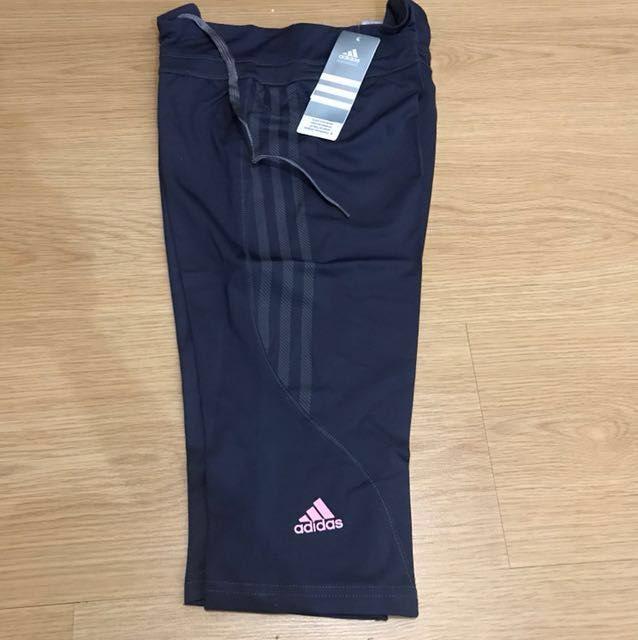 Adidas Capri Tights (Medium, Large, XL)