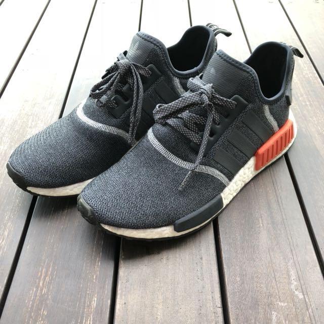 "ba053bd77 Adidas NMD R1 Reflective ""Dark Grey"""