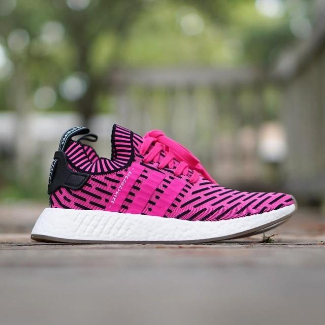 Adidas NMD R2 PK - Shock Pink Japan