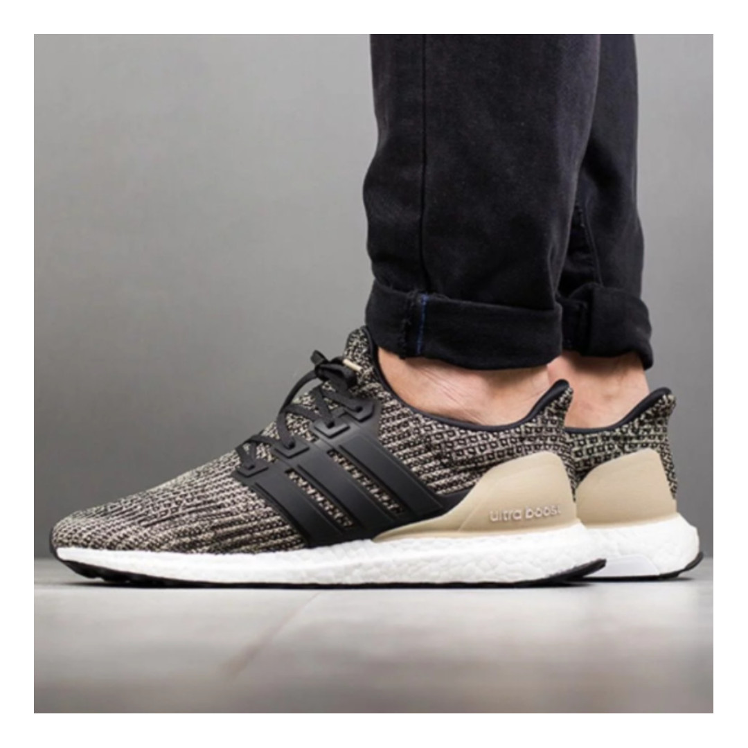 2219f73141e9 Adidas Ultra Boost 4.0 Dark Mocha