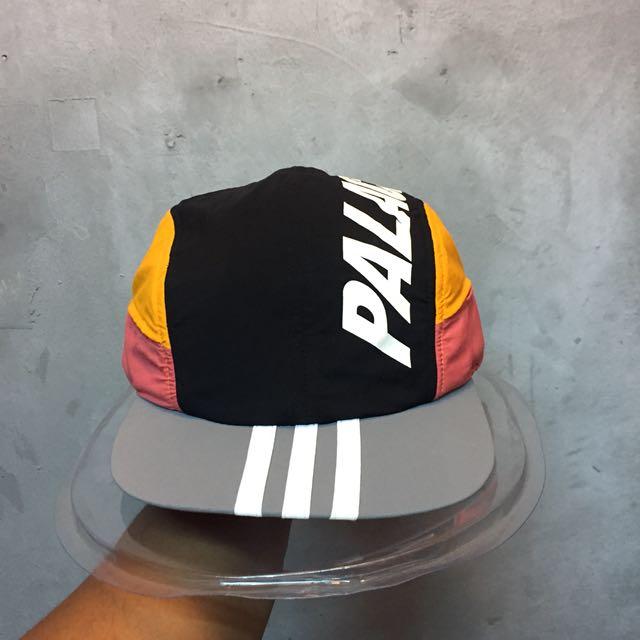 adidas x palace 5 panel cap 91ff634fbc6