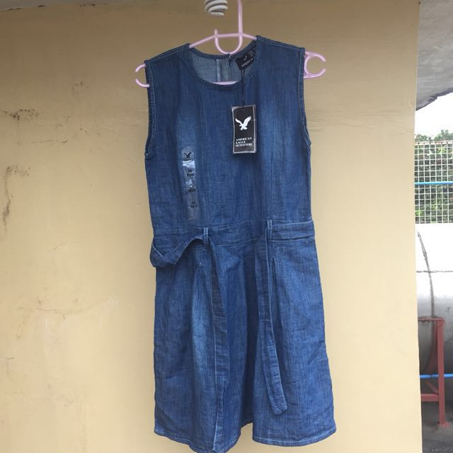 American Eagle Outfitters Denim Dress