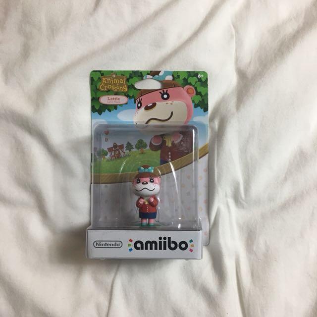 Amiibo - Animal Crossing: Lottie