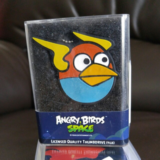 Angry birds space 3d optical mouse 4gb thumbdrive electronics angry birds space 3d optical mouse 4gb thumbdrive electronics others on carousell voltagebd Images