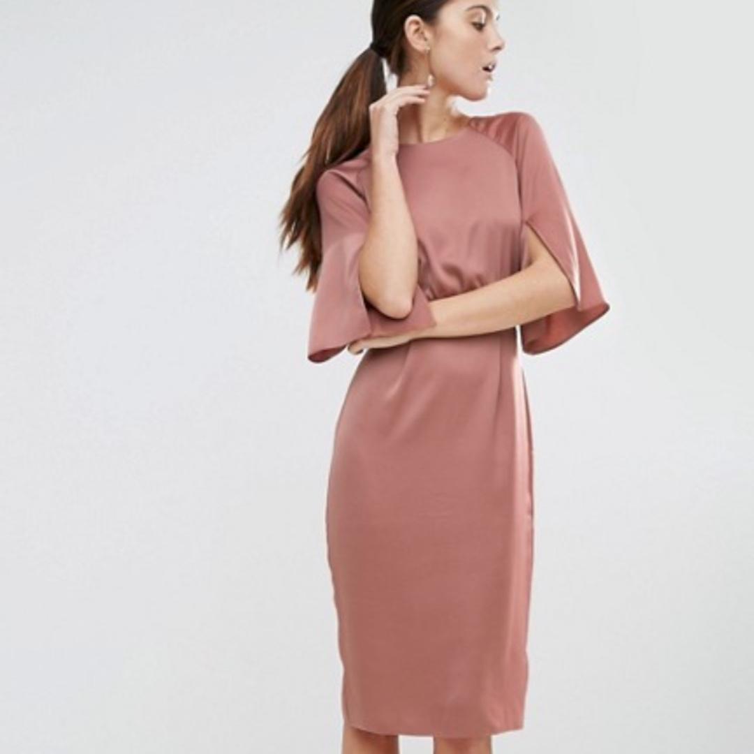 ASOS Wiggle Dress Size 10