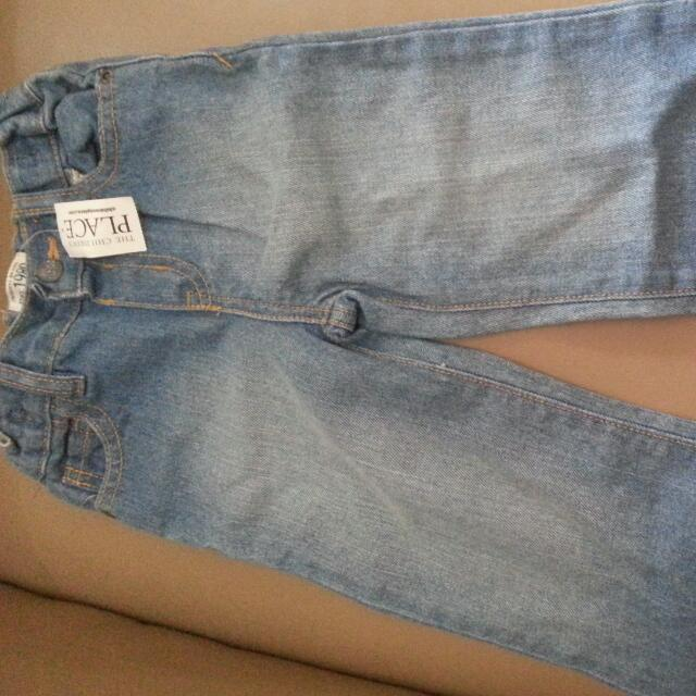 Authentic Childrens Place Jeans