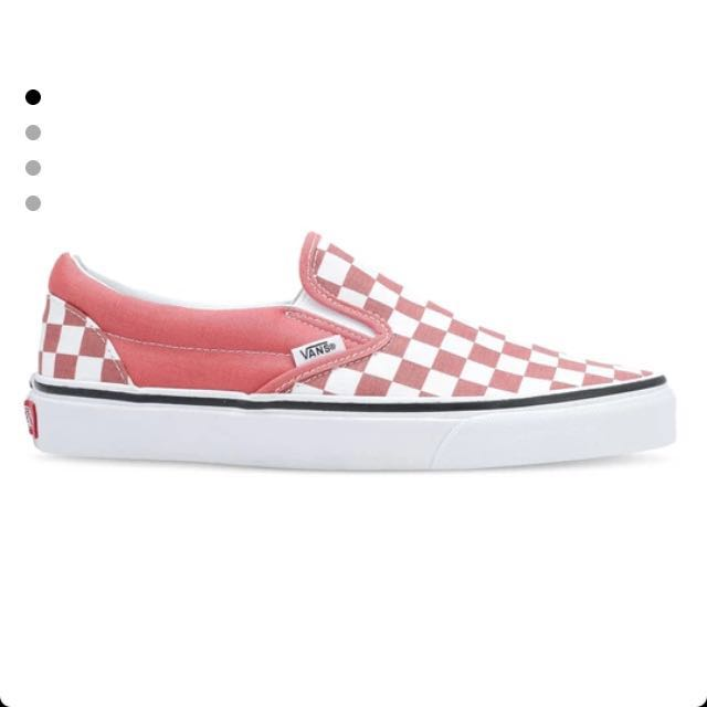 Authentic Classic Vans checkerboard slip on
