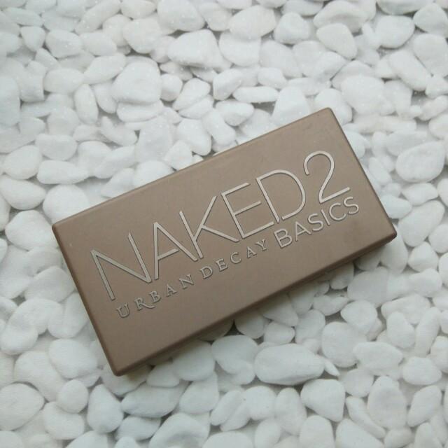 Authentic Urban Decay Naked2 Basic Eyeshadow Palette