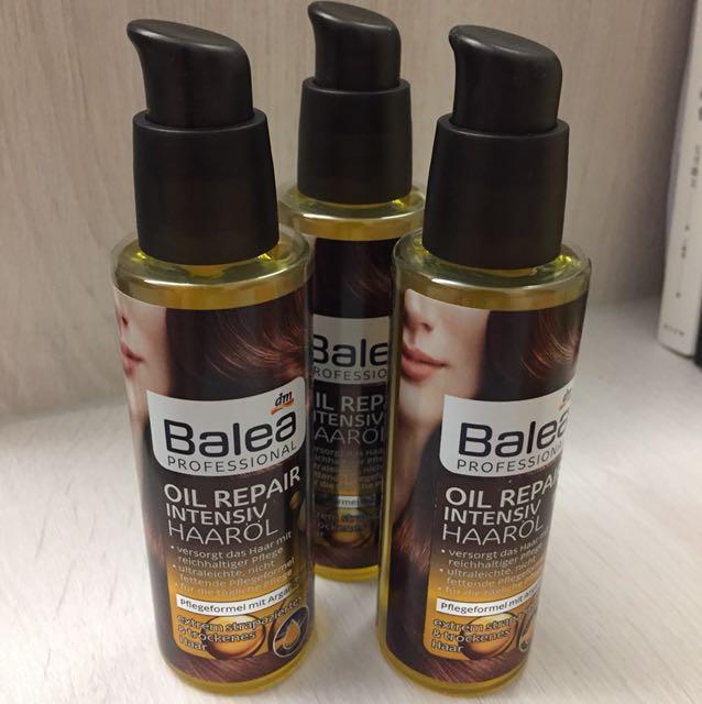 Balea 德國摩洛哥堅果護髮油