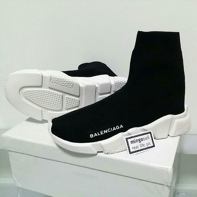 balenciaga shoes speed trainer