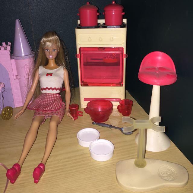 Barbie Bakery