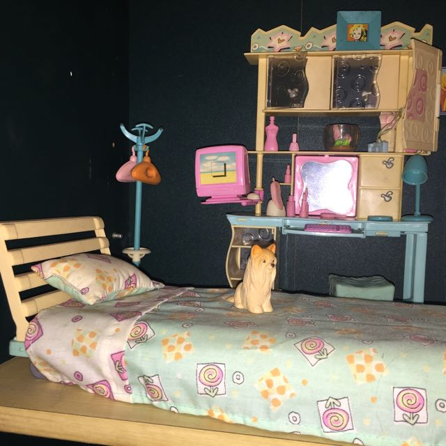 Barbie Bedroom Set
