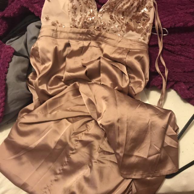 Beautiful new event dress