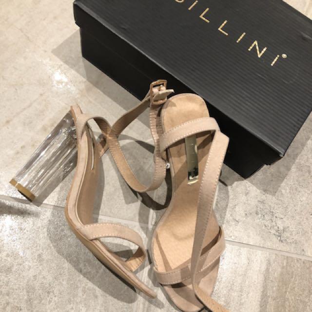 Billini nude peeps heels