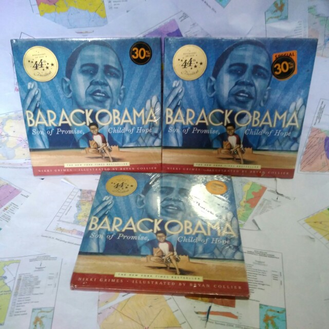 Barack Obama, Son of Hope, Child of Promise - Biography of our 44th President