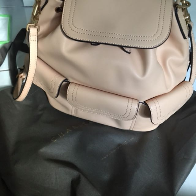 BNWT Charles & Keith Back Pack
