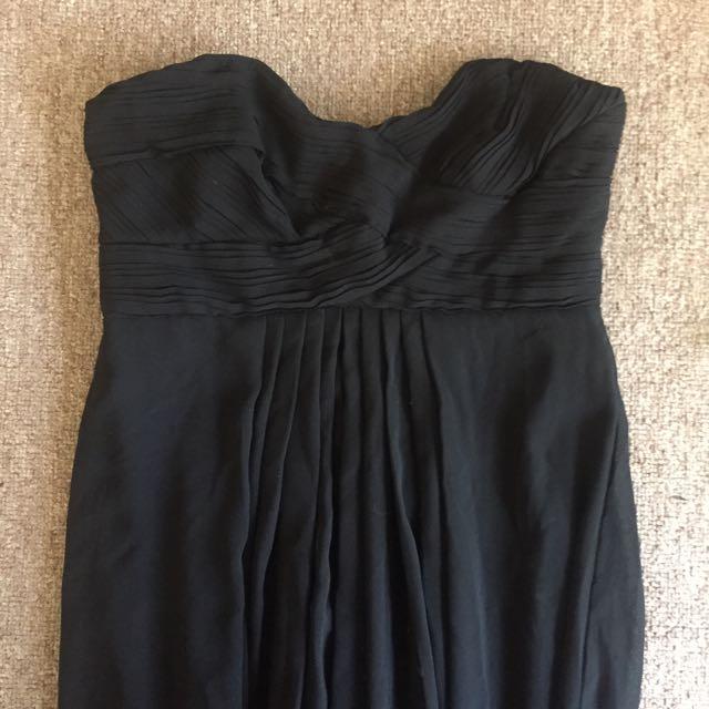 BNWT Hot Options Black Dress