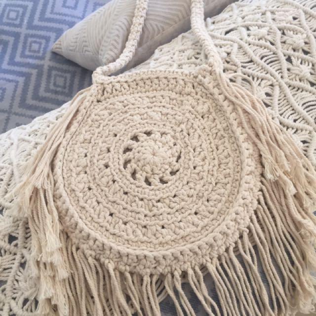 Boho stunning bag brand new!