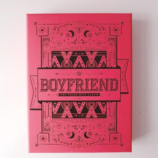 Boyfriend 3rd mini album 'Witch'