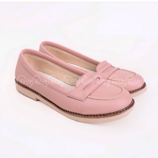 BR shoes Flat Shoes Pink