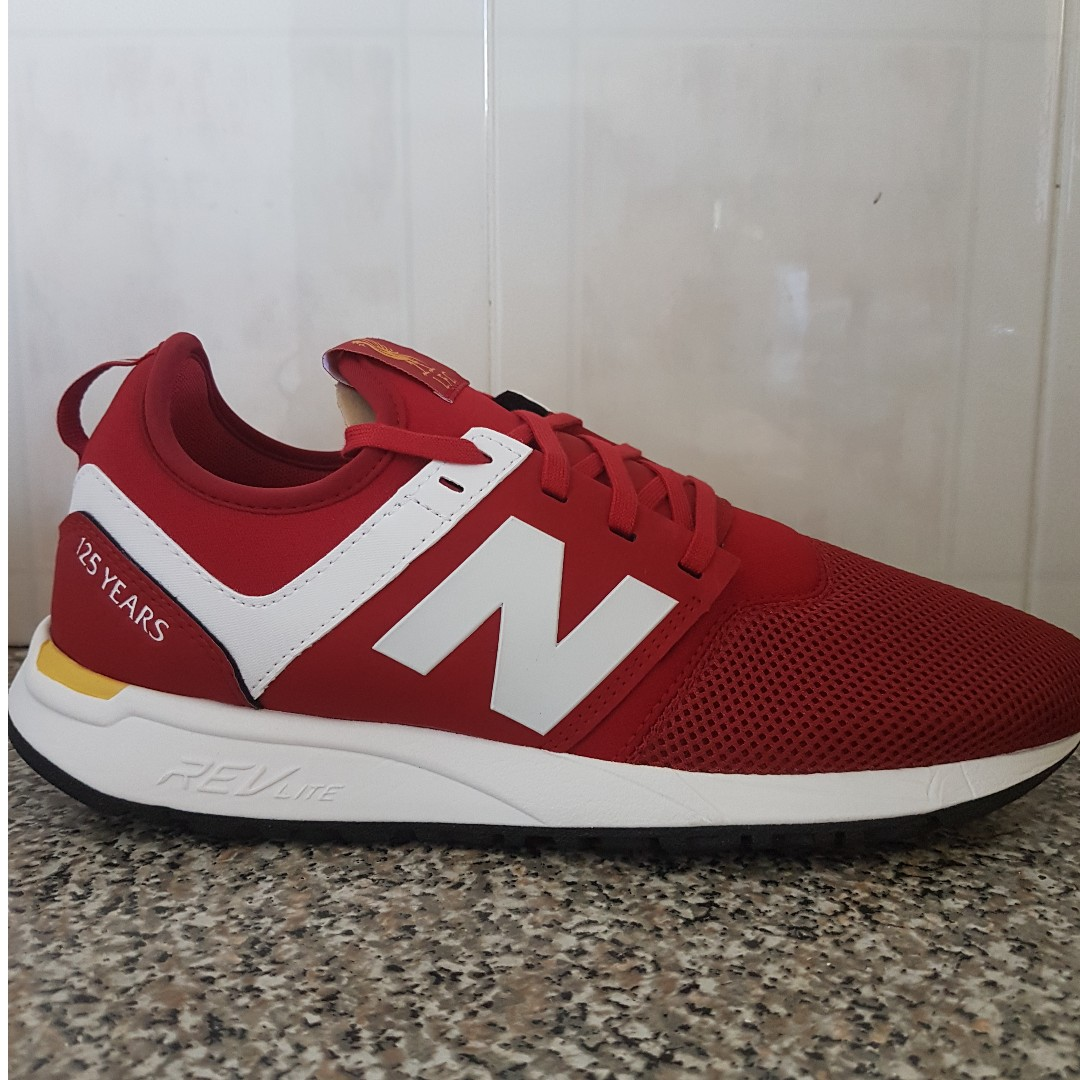 new balance 247 lfc 125 year anniversary mens
