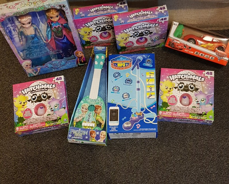 Brand New kids toys. In packaging.
